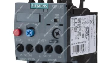 Relay nhiệt bảo vệ quá tải 3RU2116-0AB0 Overload relay 0.11...0.16 A for motor protection Size S00