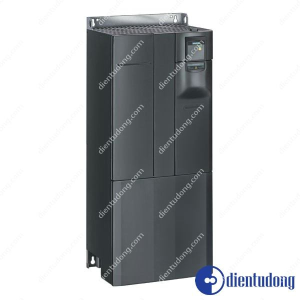 MICROMASTER 430 WITH BUILT-IN CLASS A FILTER 3AC 380-480 V +10/-10% 47- 63 HZ SQUARED TORQUE POWER 55 KW OVERLOAD 110% 60 S, 140% 3 S 1150 X 350 X 320 (H X W X D) PROTECTION IP20 AMBIENT TEMP. -10 TO +40