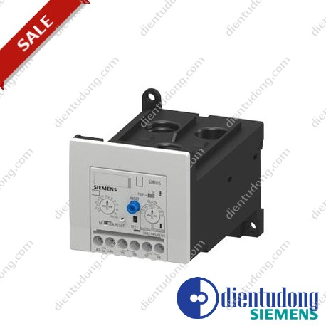OVERLOAD RELAY 25...100 A FOR MOTOR PROTECTION SIZE S3, CLASS 5...30 STAND-ALONE INSTALLATION MAIN CIRCUIT: THROUGH TRANSF. AUX. CIRCUIT: SCREW CONNECTION
