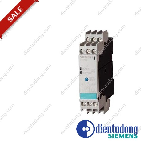 THERMISTOR MOTOR PROTECTION STANDARD EVALUATION UNIT MANUAL/AUTO/REMOTE,1NO+1NC, AC/DC24V, SCREW CONNECTION