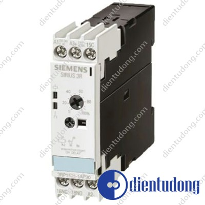 TIME RELAY, ON-DELAY, !!! PHASE-OUT PRODUCT !!! FOR FURTHER INFORMATION PLEASE CONTACT OUR SALES STAFF! 1C, RANGE 5 S...100 S, AC 24,200...240 V AND DC 24 V,
