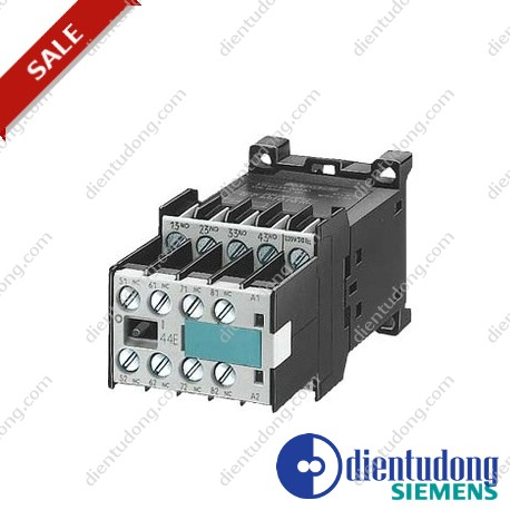 CONTACTOR RELAY 55E EN 50 011 5NO+5NC, SCREW TERMINALS DC OPERATION DC SOLENOID SYSTEM DC 110V
