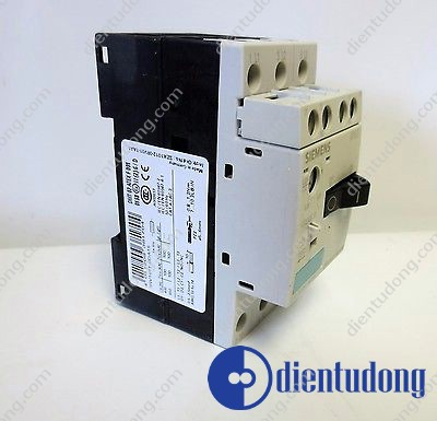 CIRCUIT-BREAKER, SIZE S00, FOR MOTOR PROTECTION, CLASS 10, A REL.0.22...0.32A, N REL.4.2A SCREW CONNECTION, STANDARD BREAKING CAPACITY W. TRANSV. AUX. SWITCH 1NO/1NC