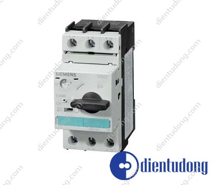CIRCUIT-BREAKER, SIZE S2, FOR MOTOR PROTECTION, CLASS 10, A-RES.18...25 A, N- RES. 300 A, 1 NO + 1 NC TRANSVERSE, SCREW CONNECTION, STANDARD SWITCHING CAPACITY