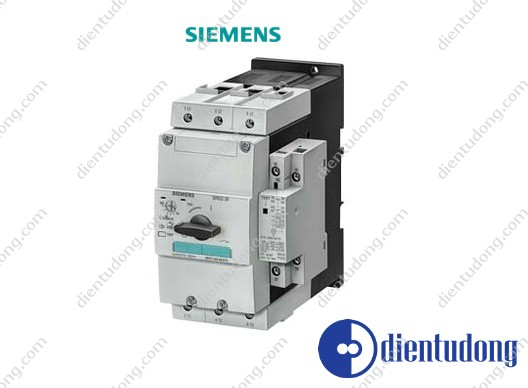 CIRCUIT-BREAKER, SIZE S3 A REL.45...63 A, N REL.819A WITH OVERLOAD RELAY FUNCTION MOT.PROT. UP TO 100 KA,CLASS 10 SCREW CONNECTION INCREASED BREAKING CAPACITY