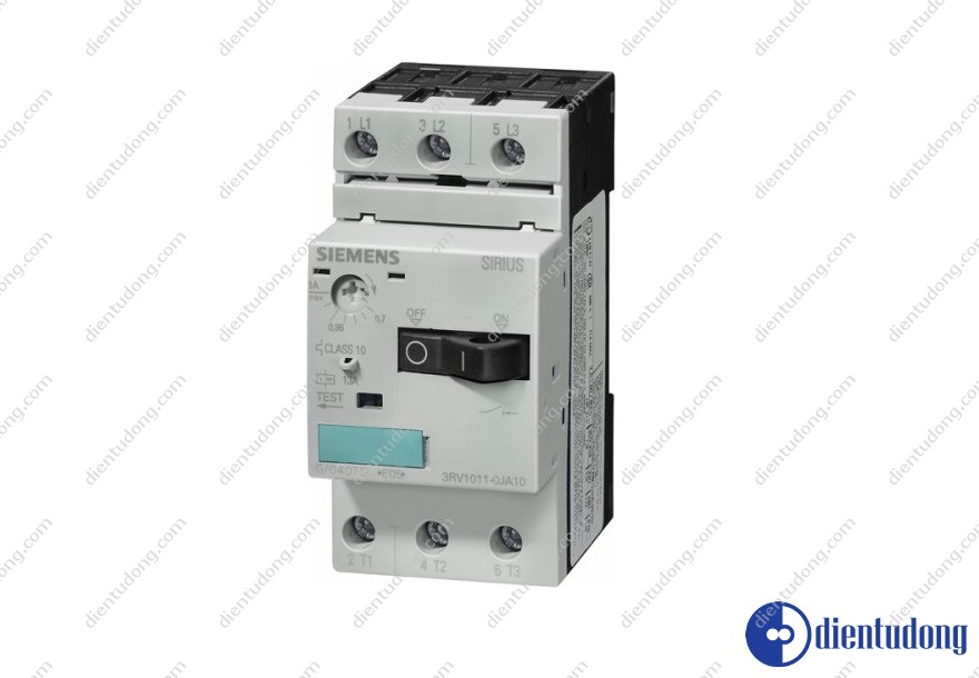 CIRCUIT-BREAKER N-RELEASE  260 A, SIZE S0 STARTER PROTECTION, 50 KA SCREW CONNECTION STANDARD BREAKING CAPACITY