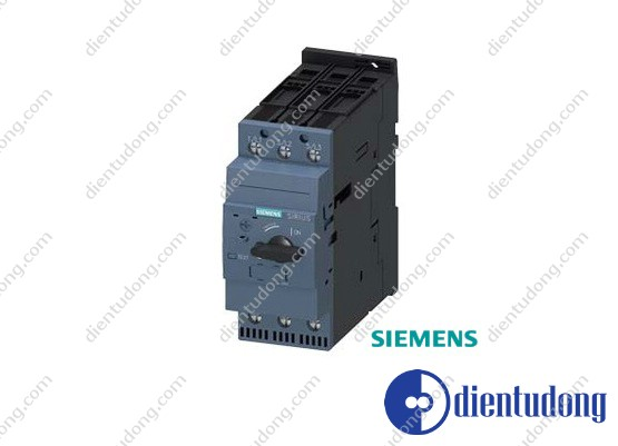 CIRCUIT-BREAKER SZ S0, FOR MOTOR PROTECTION, CLASS 10, A-REL. 4.5...6.3A, N- REL. 82A SCREW CONNECTION, STANDARD SW. CAPACITY
