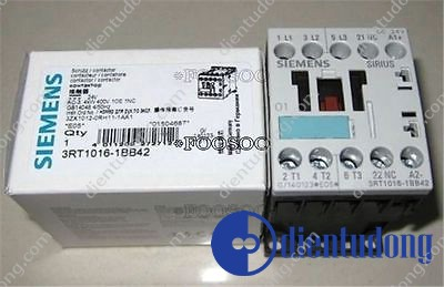 CONTACTOR, AC-3 4 KW/400 V, 1 NC, DC 24 V, 3-POLE, SIZE S00, SCREW CONNECTION