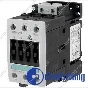 CONTACTOR, AC-3 15 KW/400 V, AC 230 V, 50 HZ, 3-POLE, SIZE S2, SCREW CONNECTION