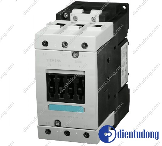 CONTACTOR, AC-3 30 KW/400 V, DC 24 V, 3-POLE, SIZE S3, SCREW CONNECTION