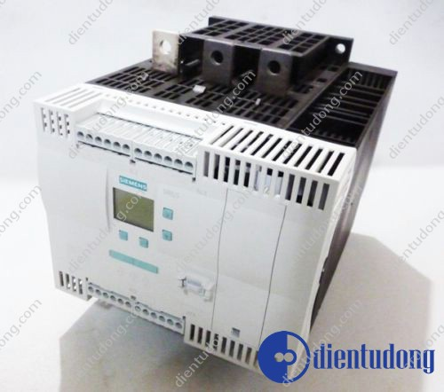 SIRIUS SOFT STARTER, VALUES WITH 400 V, 40 DEG., STANDARD: 36A, 18,5KW, INSIDE-DELTA CIRCUIT 3: 62A, 30KW,