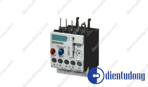 OVERLOAD RELAY, 0.11...0.16 A, 1NO+1NC, SIZE S00, CLASS 10, FOR CONTACTOR MOUNTING