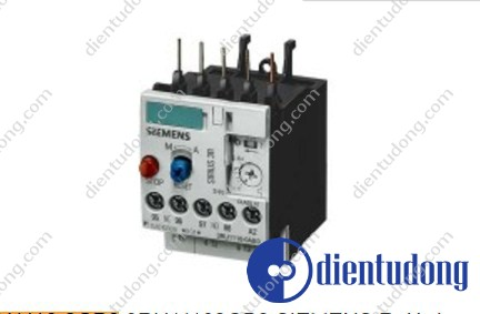 OVERLOAD RELAY 0.45...0.63 A FOR MOTOR PROTECTION SIZE S00, CLASS 10 FOR CONTACTOR MOUNTING