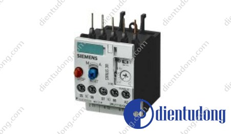 OVERLOAD RELAY, 0.55...0.8 A, 1NO+1NC, SIZE S00, CLASS 10, FOR CONTACTOR MOUNTING