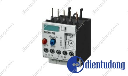 OVERLOAD RELAY, 0.7...1 A, 1NO+1NC, SIZE S00, CLASS 10, FOR CONTACTOR MOUNTING
