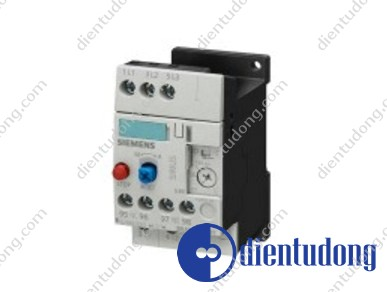 OVERLOAD RELAY, 0.7...1 A, 1NO+1NC, SIZE S00, CLASS 10, FOR INDIVID. MOUNTING