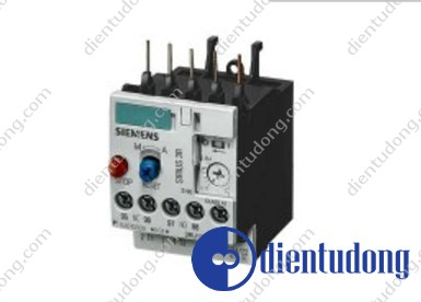 OVERLOAD RELAY, 1.1...1.6 A, 1NO+1NC, SIZE S00, CLASS 10, FOR CONTACTOR MOUNTING