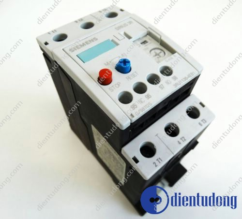 OVERLOAD RELAY, 22...32 A, 1NO+1NC, SIZE S2, CLASS 10, SCREW CONNECTION, FOR INDIVID. MOUNTING