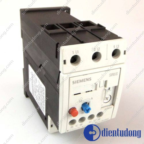 OVERLOAD RELAY, 28...40 A, 1NO+1NC, SIZE S2, CLASS 10, SCREW CONNECTION, FOR INDIVID. MOUNTING