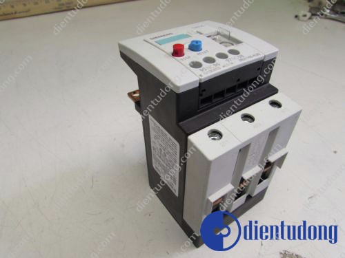 OVERLOAD RELAY, 70...90 A, 1NO+1NC, SIZE S3, CLASS 10, FOR CONTACTOR MOUNTING